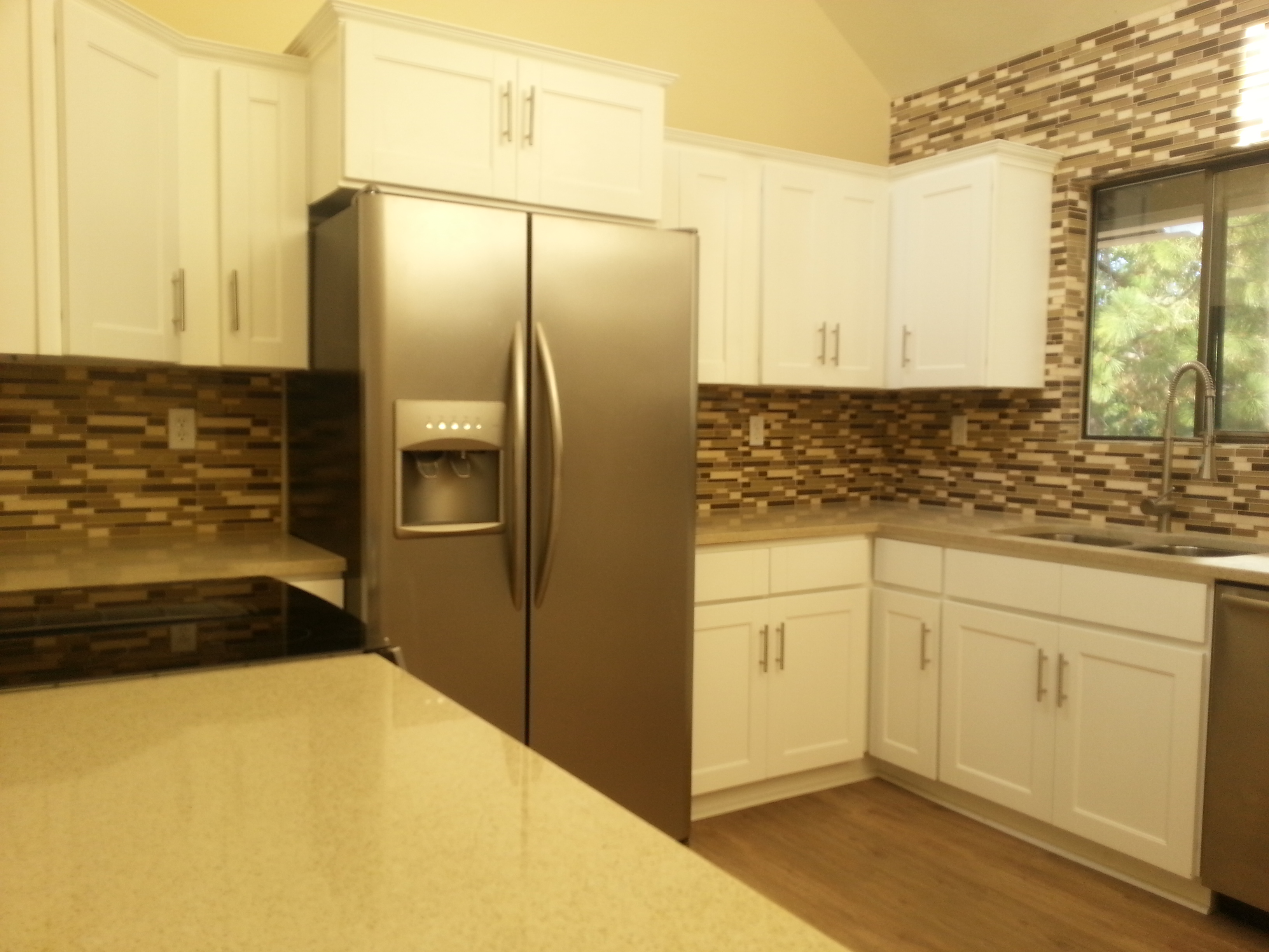 Solid Surface Counter Tops Central Oregon Construction