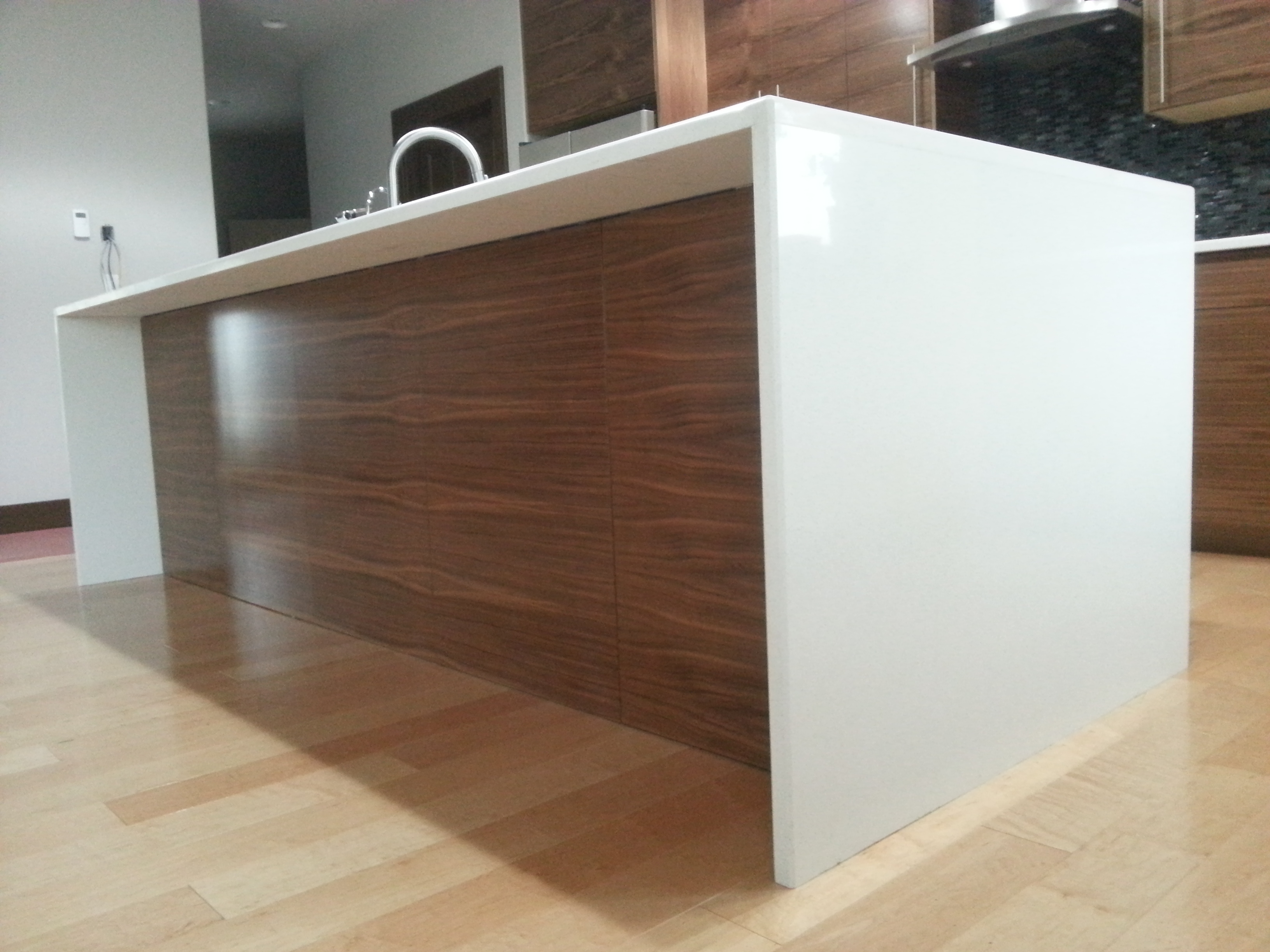 Solid Surface Counter Tops Central Oregon Construction Amp Maintenance Llc