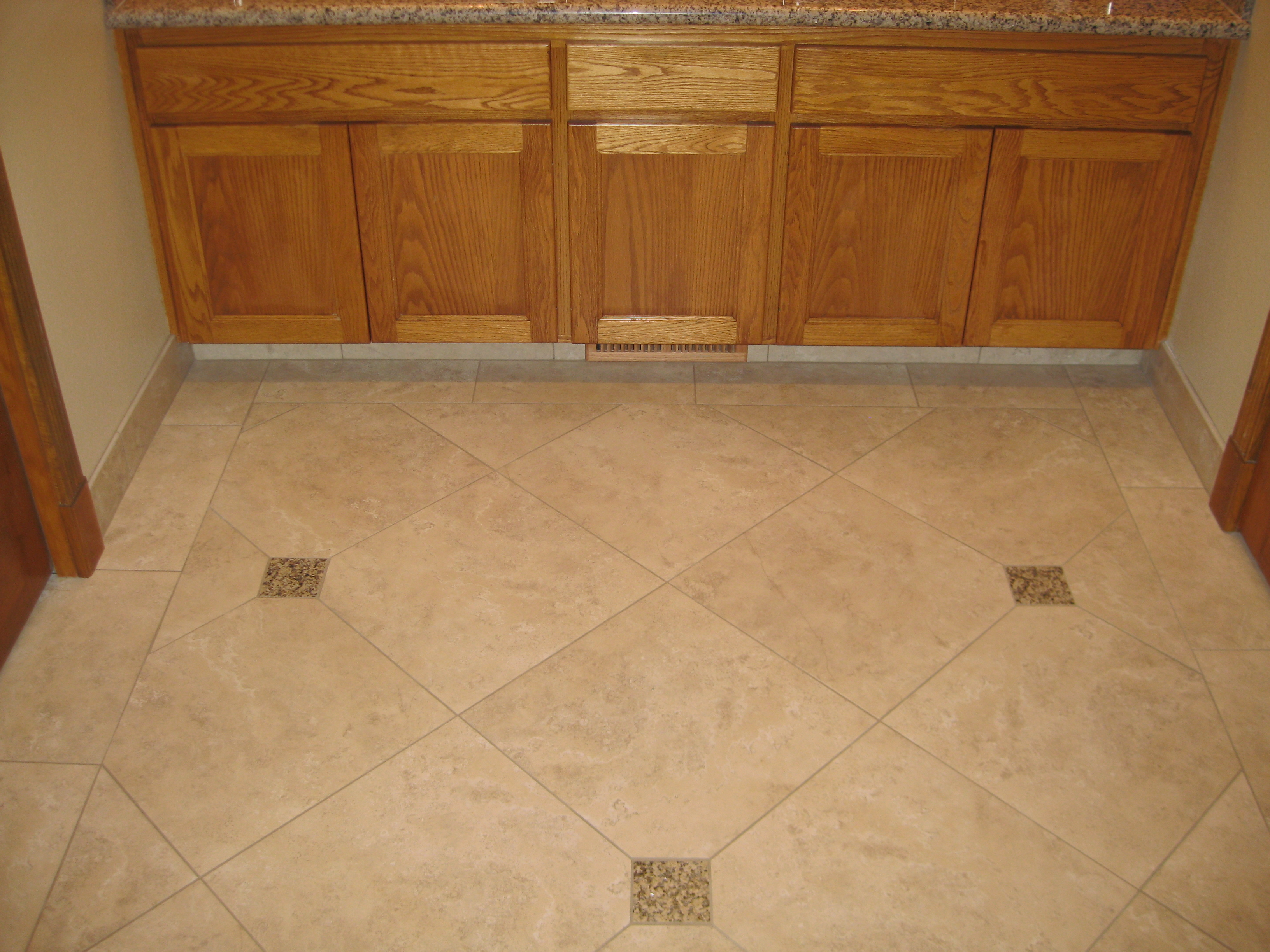 Custom tile stone central oregon construction for 18x18 window